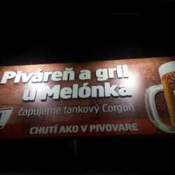 Reštaurácia Piváreň a gril u Melónka