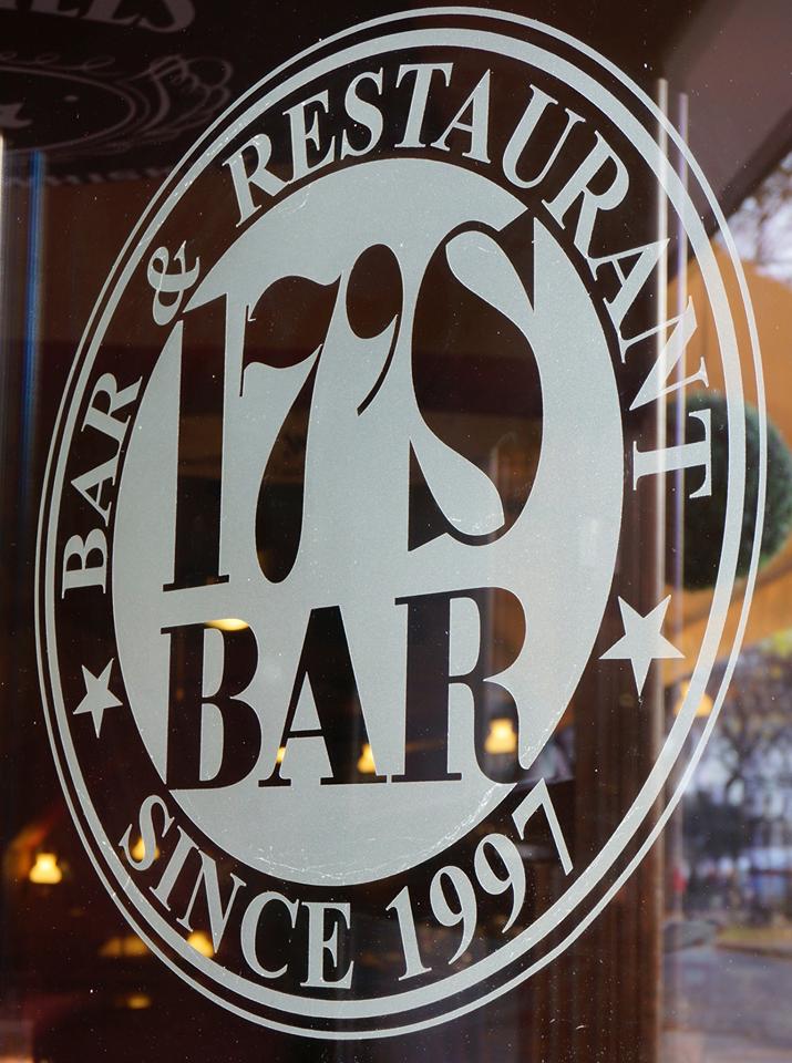 Reštaurácia 17´s Bar