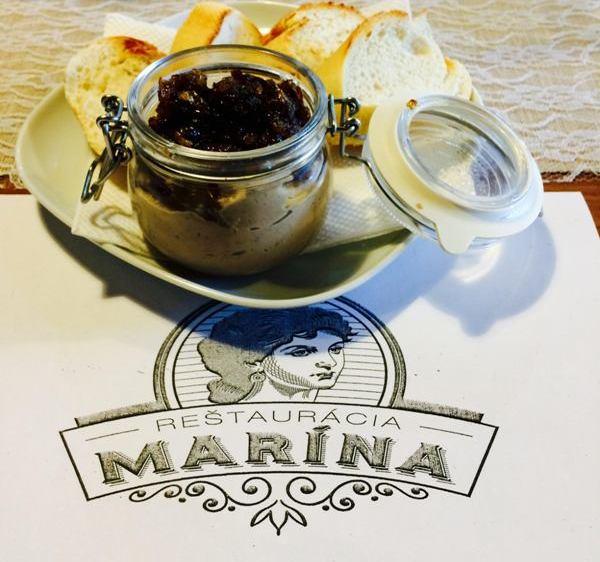 Reštaurácia Marína