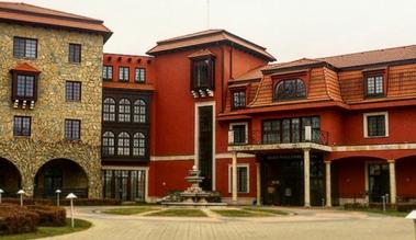 Denník Gastronauta: Hotel Sv. Ludmila **** - Skalica