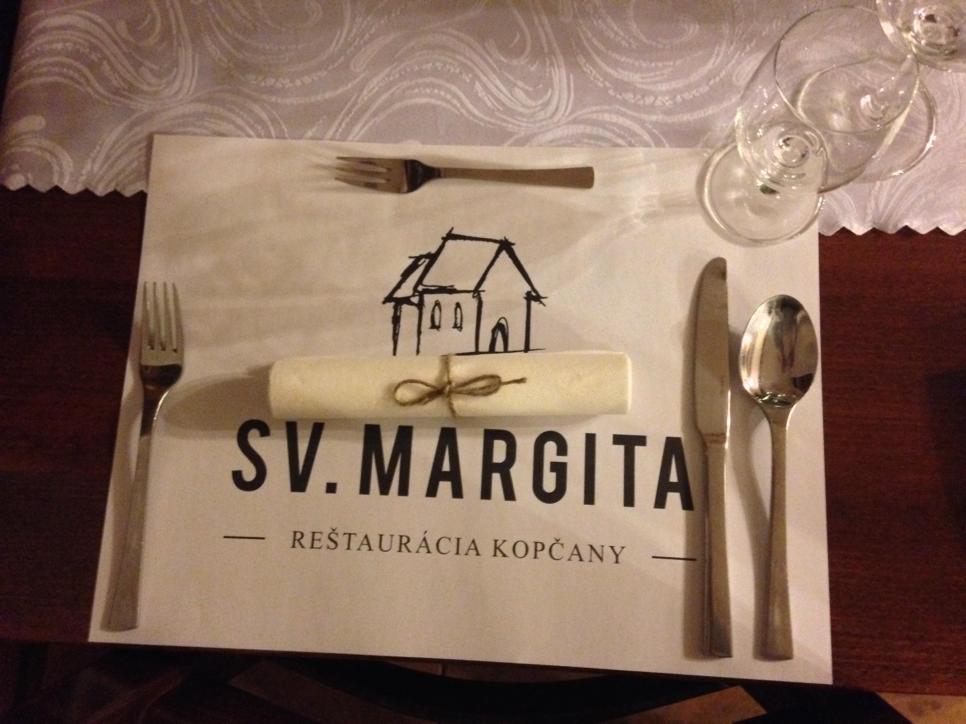 Reštaurácia sv. Margita