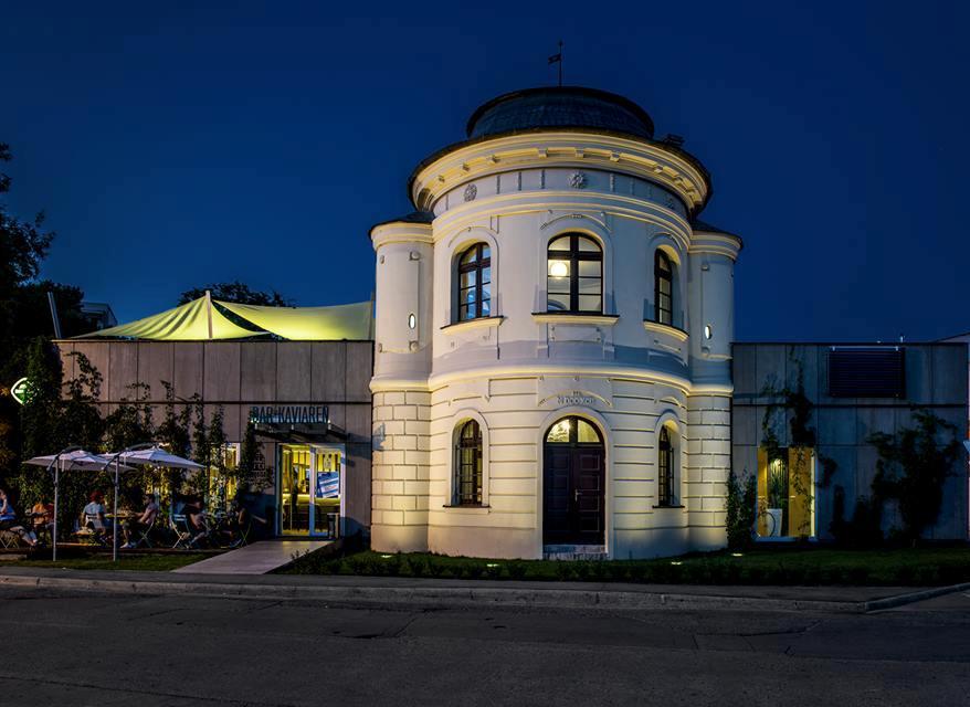 Reštaurácia Rotunda Spiegelsaal