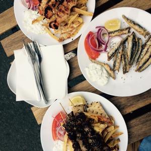 Reštaurácia Bistro Suvlaki