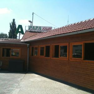 Reštaurácia Papa Grill