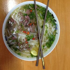 Reštaurácia Polievka u Vietnamca