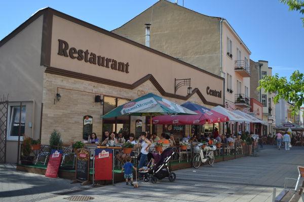 Reštaurácia Reštaurácia CENTRÁL