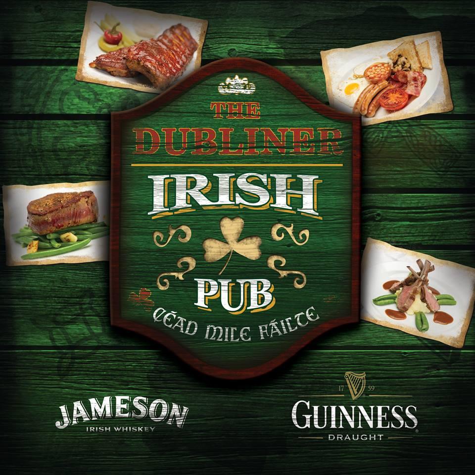 Reštaurácia Dubliner Irish Pub