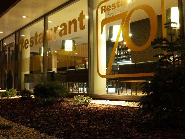 Reštaurácia Restaurant 70