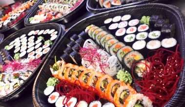 Hľadáte vTrnave exotické jedlo na rozvoz?