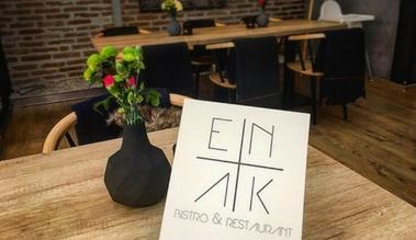 Denník Gastronauta: ENAK Bistro & Restaurant - Trnava