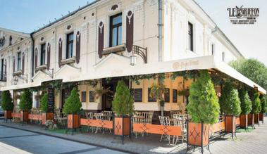 Denník Gastronauta: Le Griffon Caffe & Restaurant - Piešťany