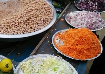 Raw strava - živé jedlo