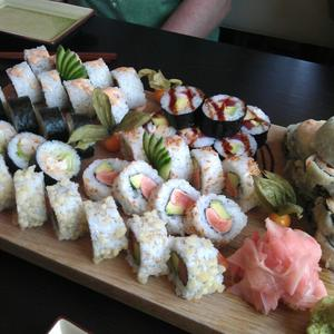 Reštaurácia Akiko Sushi Bar & Restaurant