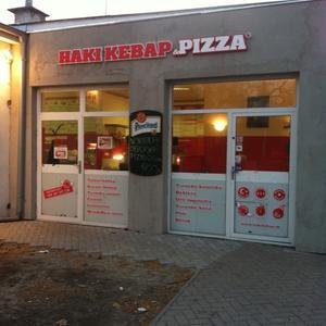 Reštaurácia Haki Kebap