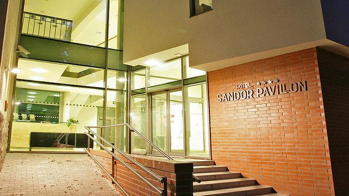 Reštaurácia Hotel Sandor Pavillon - Winter