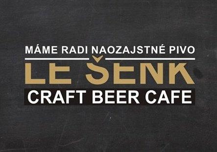 Reštaurácia LE ŠENK craft  beer cafe